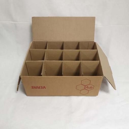 Carton 12 Pots 500 Gr TO 63