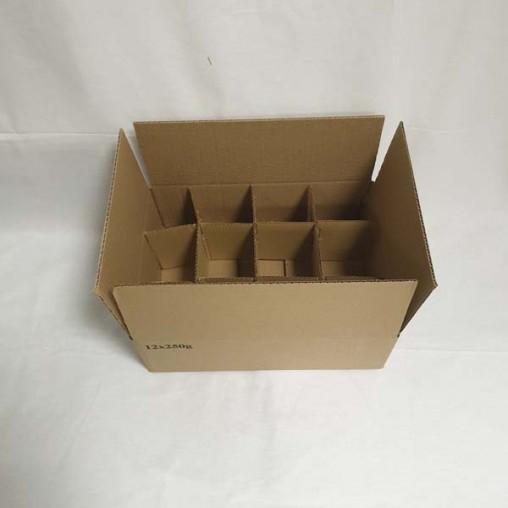 Carton 12 Pots 250 Gr