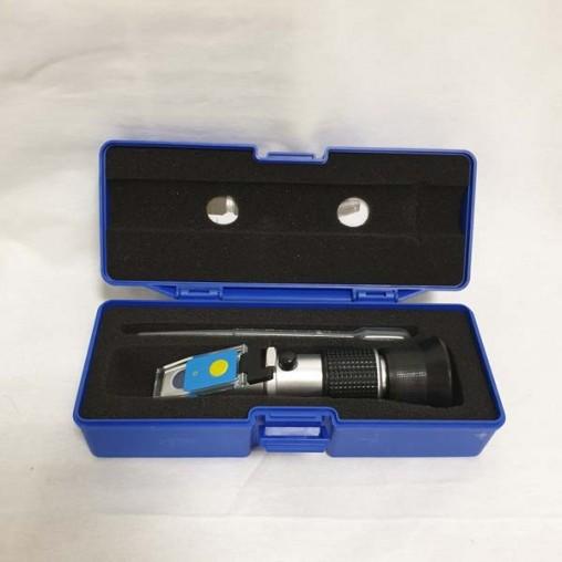 Réfractomètre à miel avec LED intégrée