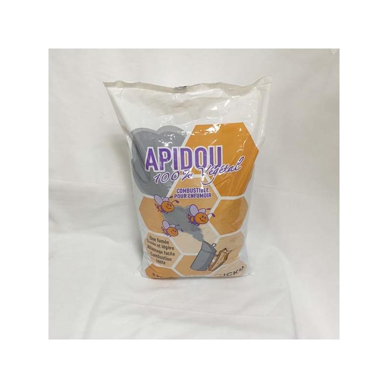 """Combustible """"Apidou"""" pour enfumoir - le sac de 5 kg"""