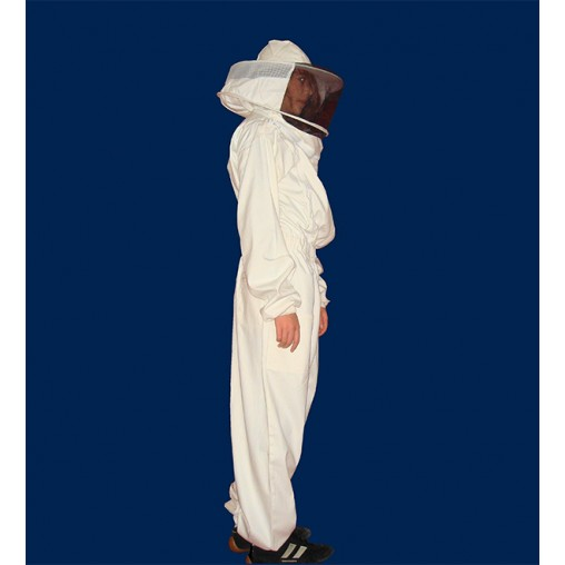 Combinaison intégrale avec voile rond amovible - taille enfant 152 cm