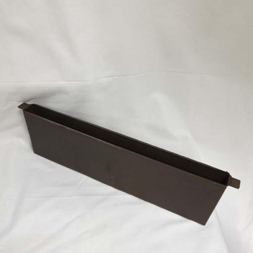 Nourrisseur cadre de hausse Dadant en plastique - contenance 1,5 kg