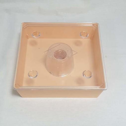 Nourrisseur carré pour ruche - 1,5 litres