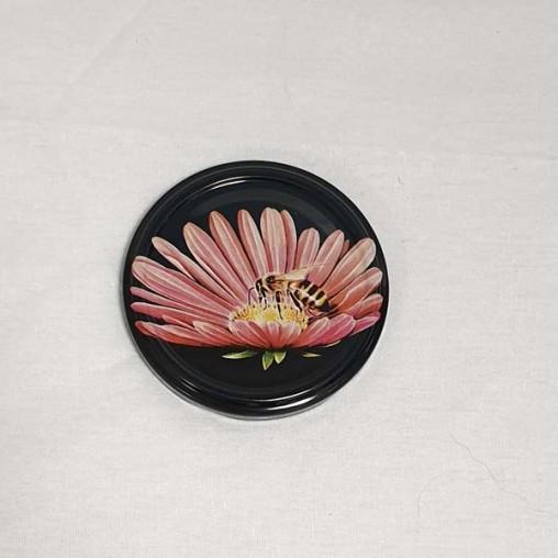 Capsule TO82 - motif abeille et fleur (à l'unité)