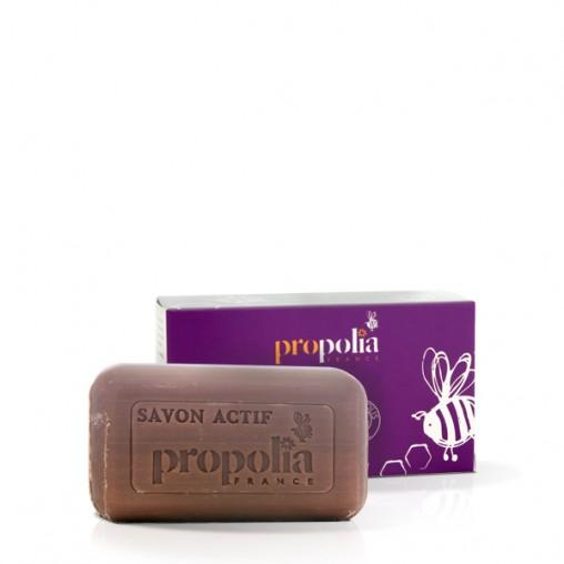 Savon actif propolis et miel
