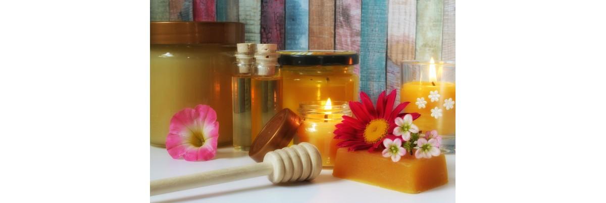 Les produits issus de la ruche