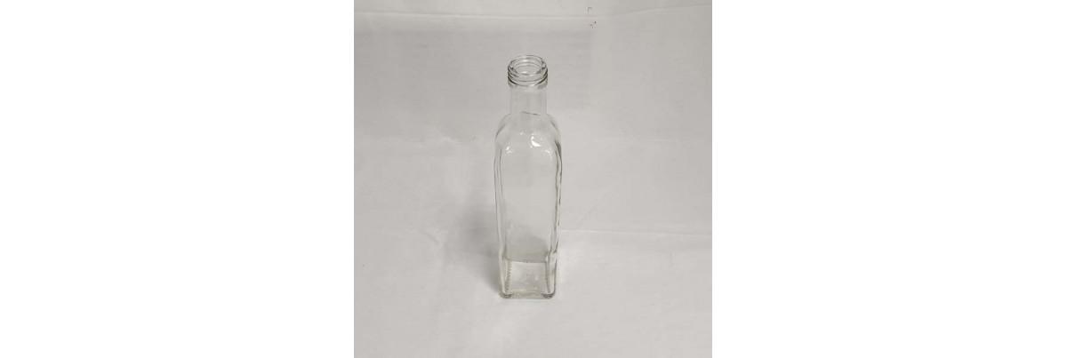 Les emballages en verre